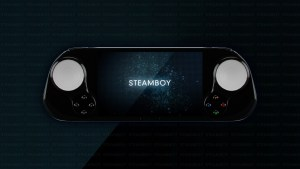 Avvistata la prima Steam Machine portatile