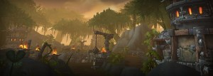 World of Warcraft: Warlords of Draenor, c'è una nuova regione