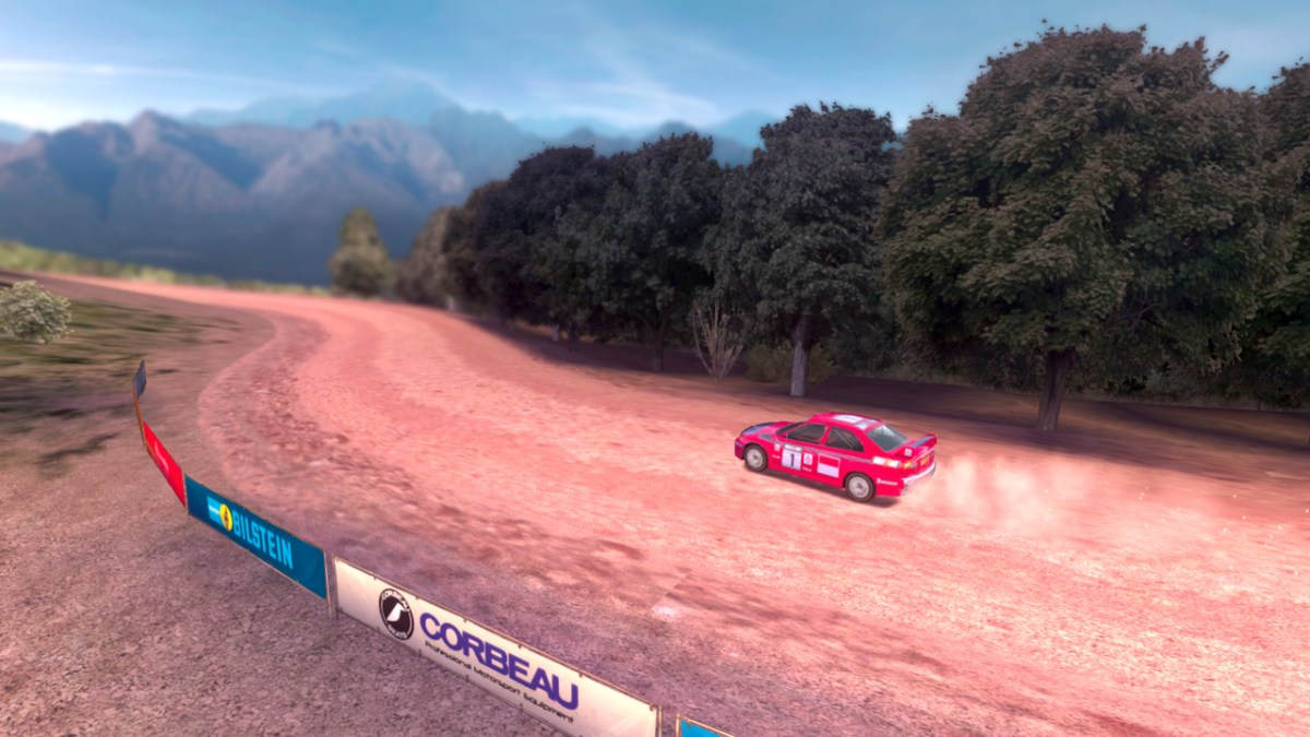 Colin McRae Rally, il reboot è su Steam per Windows e Mac