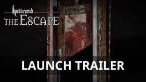 Hellraid: The Escape è su AppStore, trailer di lancio