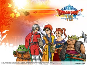 Dragon Quest VIII: Journey of the Cursed King in offerta su Android ed iOS