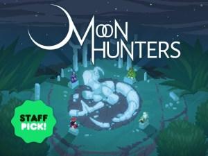 Square Enix Collective supporta la campagna Kickstarter di Moon Hunters