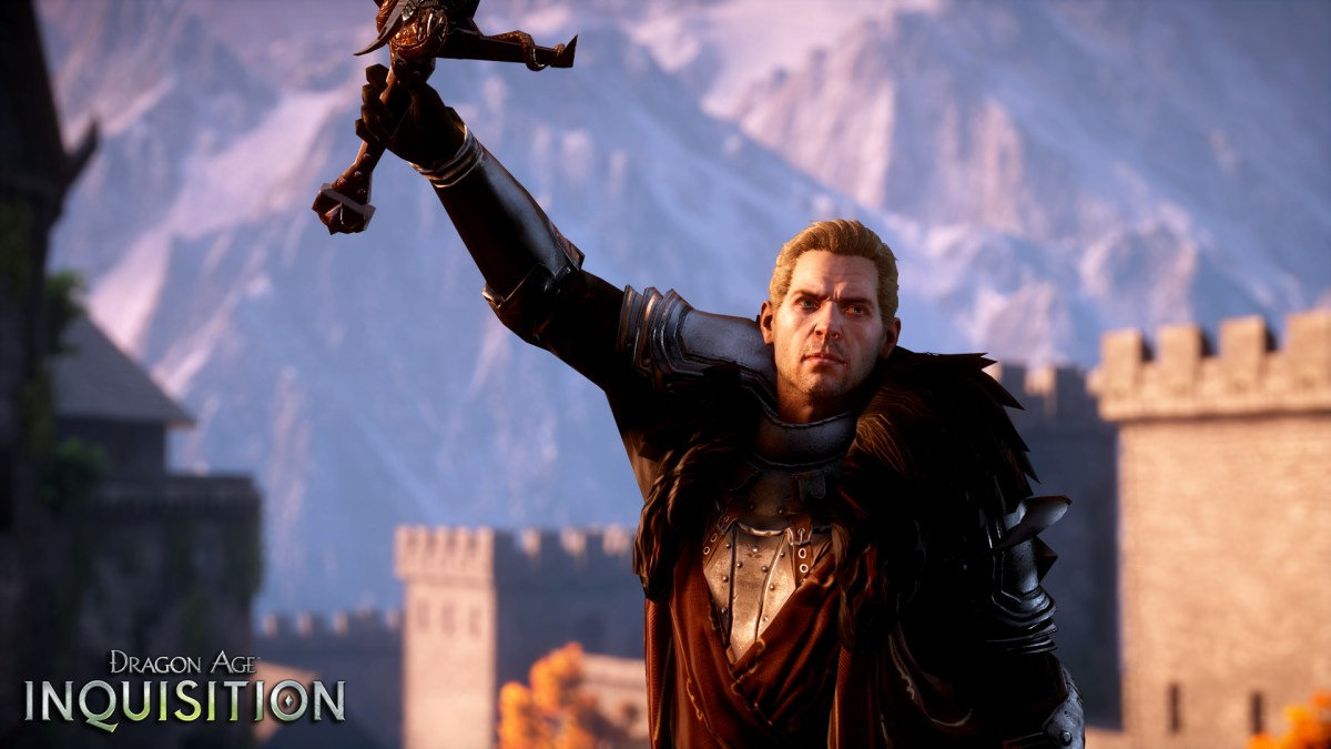Dragon Age: Inquisition al Roma Fiction Fest