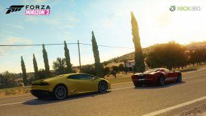 Forza Horizon 2, su Xbox 360 sarà più piccolo