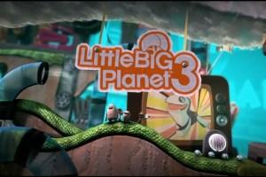 LittleBigPlanet 3, trailer per il Tokyo Game Show 2014