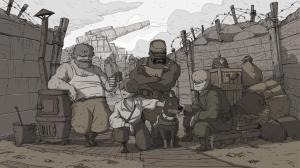 Valiant Hearts: The Great War è su AppStore, trailer di lancio