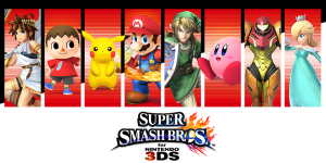 Super Smash Bros, la demo su Nintendo 3DS sarà disponibile dal 19 settembre