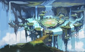 Final Fantasy XIV-environment-art-1