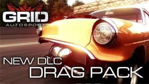 GRID Autosport, trailer sul Drag Pack Espansion, trailer