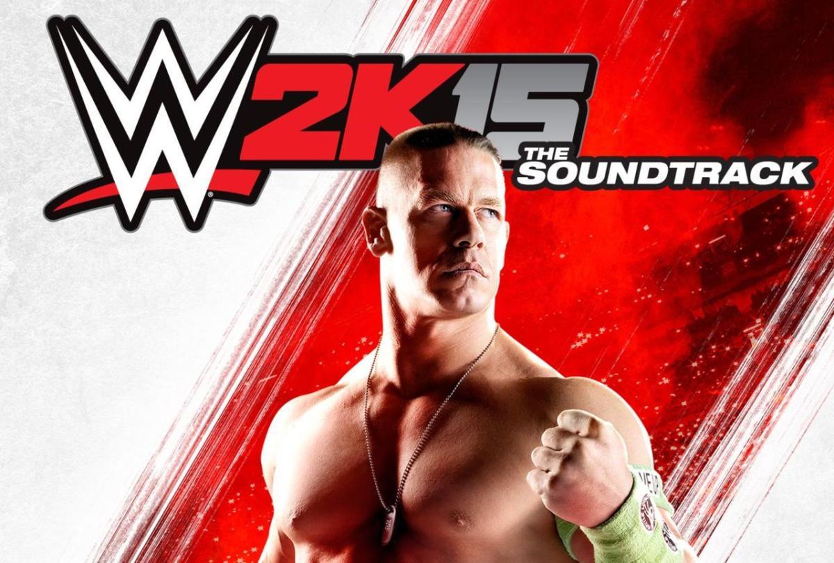 WWE 2K15, la colonna sonora curata da John Cena, video e lista canzoni