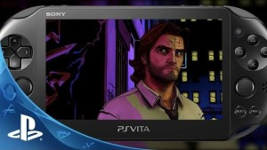 The Wolf Among Us, trailer di lancio per la versione PlayStation Vita