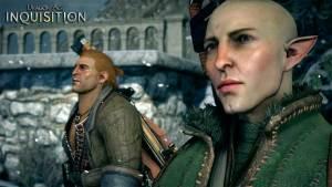 Dragon Age: inquisition, un bug fa stendere il silenzio nel party