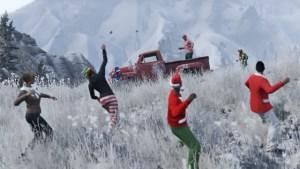 GTA Online, Rockstar prolunga l'evento natalizio dopo gli attacchi a PSN ed Xbox Live