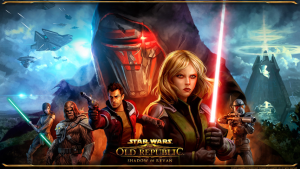 Star Wars: The Old Republic, l'espansione Shadows of Revan è disponibile