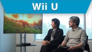 The Legend of Zelda per Wii U si mostra ai The Game Awards 2014