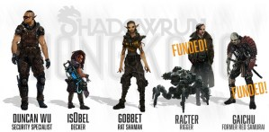 Shadowrun: Hong Kong, prosegue l'onda su Kickstarter, proposti nuovi obiettivi secondari