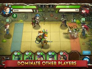 Heavenstrike Rivals è disponibile per i dispositivi mobile