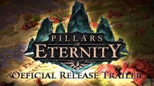 Pillars of Eternity, trailer di lancio