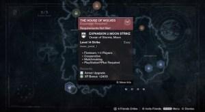 Destiny, il Casato dei Lupi sarà disponibile il mese prossimo?