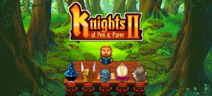 Knights of Pen & Paper 2 disponibile per i dispositivi mobile