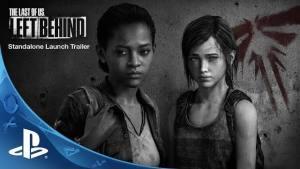 The Last of Us, Left Behind è disponibile in stand-alone, trailer di lancio