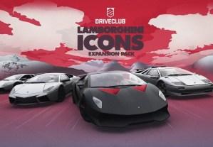 Driveclub, trailer sul pacchetto Lamborghini Icons che debutta domani