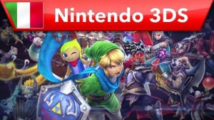 E3 2015, Hyrule Warriors: Legends, trailer per il titolo 3DS