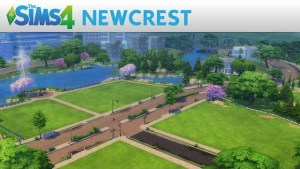 The Sims 4, trailer per Newcrest, aggiornamento gratuito