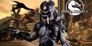 Mortal Kombat X, il dlc con Predator a breve