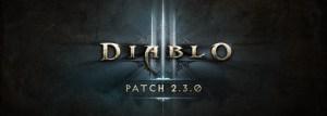Diablo III, la patch 2.3.0 è disponibile