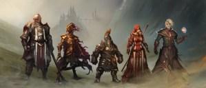 Divinity: Original Sin 2 ha già raggiunto l'obiettivo su Kickstarter