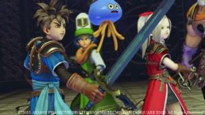 Dragon Quest Heroes: L'Albero del Mondo e le radici del Male, nuovo trailer ed immagini