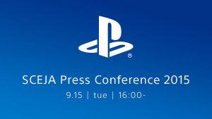 Sony annuncia conferenza per il Tokyo Game Show 2015