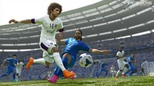 Pro Evolution Soccer 2016, calcio di inizio su Pc e console