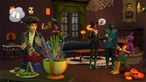 The Sims 4, trailer e dettagli su Accessori da Brivido in arrivo a fine settembre