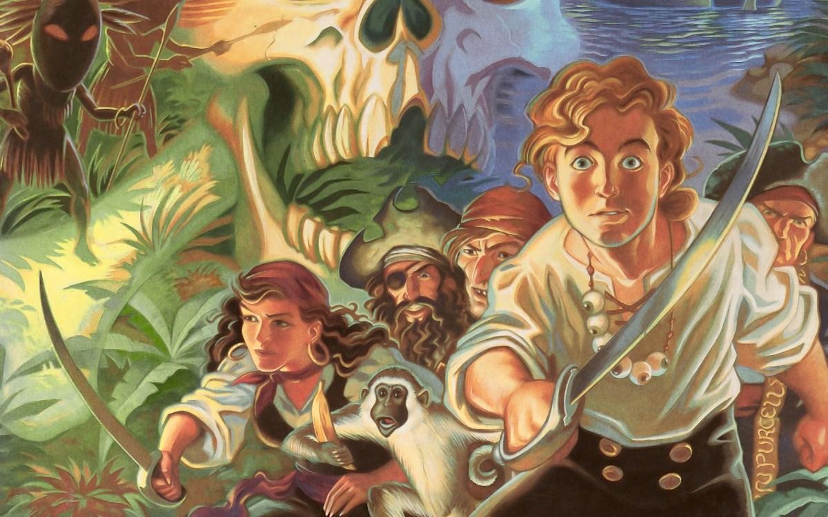 Ron Gilbert vorrebbe tornare a lavorare su Monkey Island