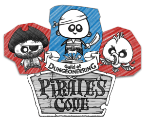 Guild of Dungeoneering, ecco il Pirate's Cove Adventure Pack, trailer