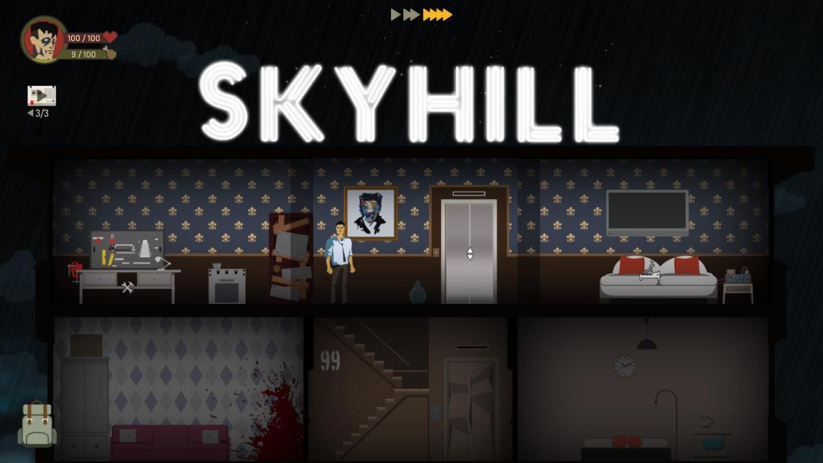 Skyhill, il survival roguelike di Daedalic e Mandragora è disponibile su Steam