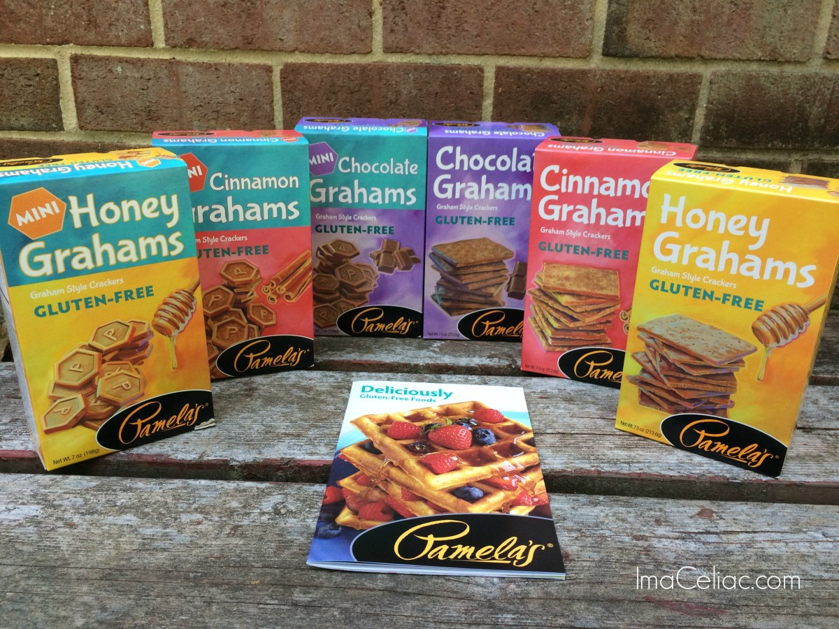 Pamela's Graham Style Crackers and Giveaway