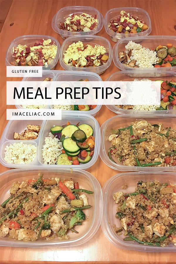 Meal Prep Tips With Recipes
