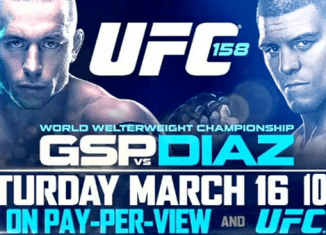 GSP VS Diaz