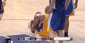 Kobe Torn Achilles