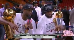 2013 NBA Finals Lebron