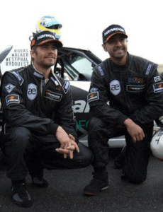 Picture of Paul Walker and Roger Rodas