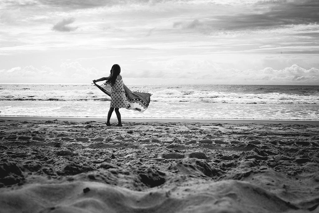 Children's beach portraits in Sydney