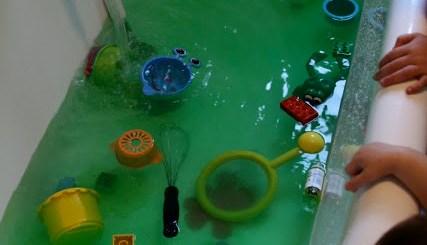 Baño sensorial 1