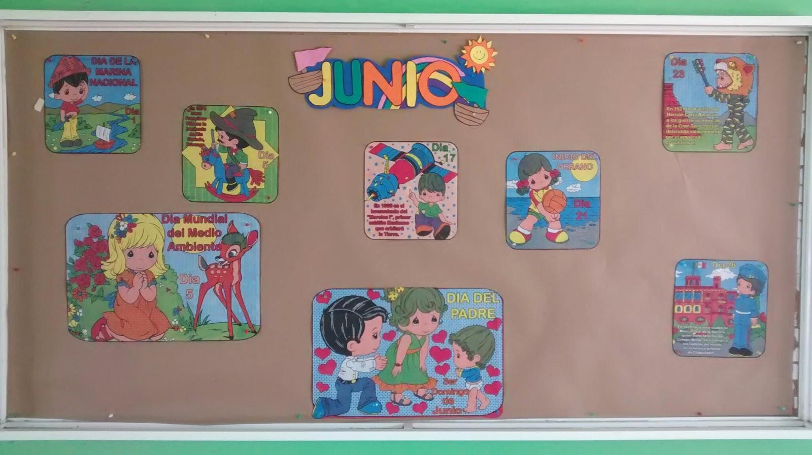 Peri dico mural mes de junio 3 imagenes educativas for Avisos de ocasion el mural