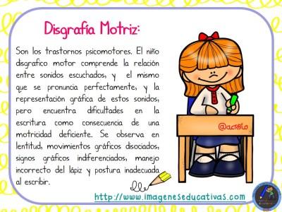 TIPOS DE DISGRAFÍA (2)