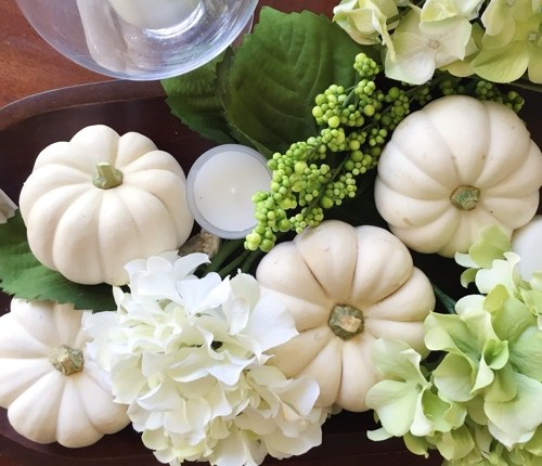 Simple Touches of Fall - My Fall Home Tour