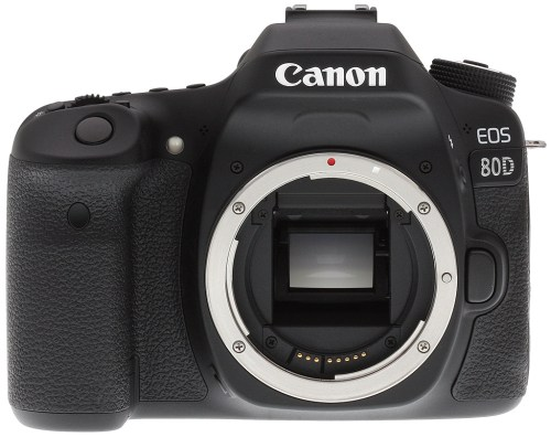 Medium Of Canon 80d Body